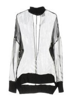 ANN DEMEULEMEESTER - Patterned shirts & blouses