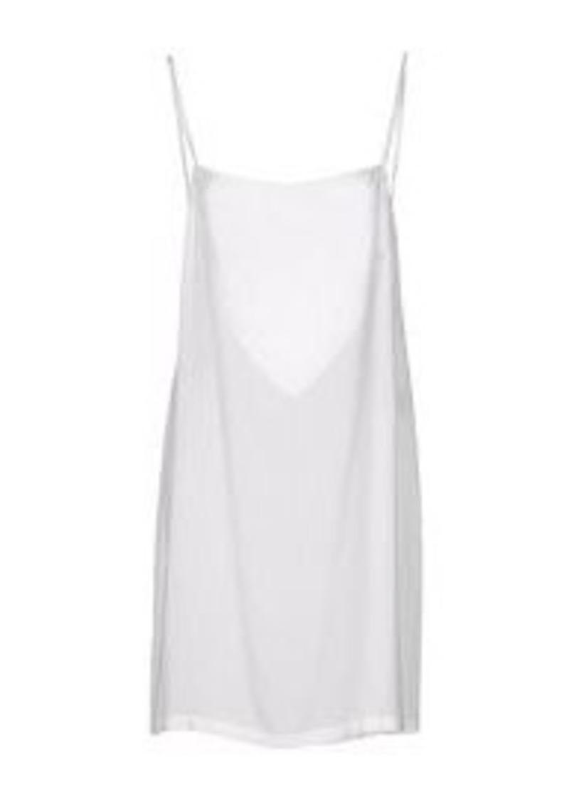 ANN DEMEULEMEESTER - Short dress