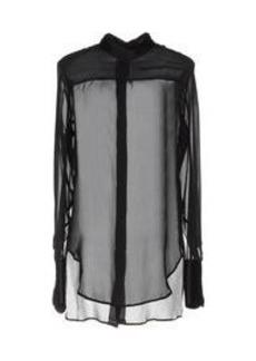 ANN DEMEULEMEESTER - Silk shirts & blouses