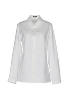 ANN DEMEULEMEESTER - Solid color shirts & blouses