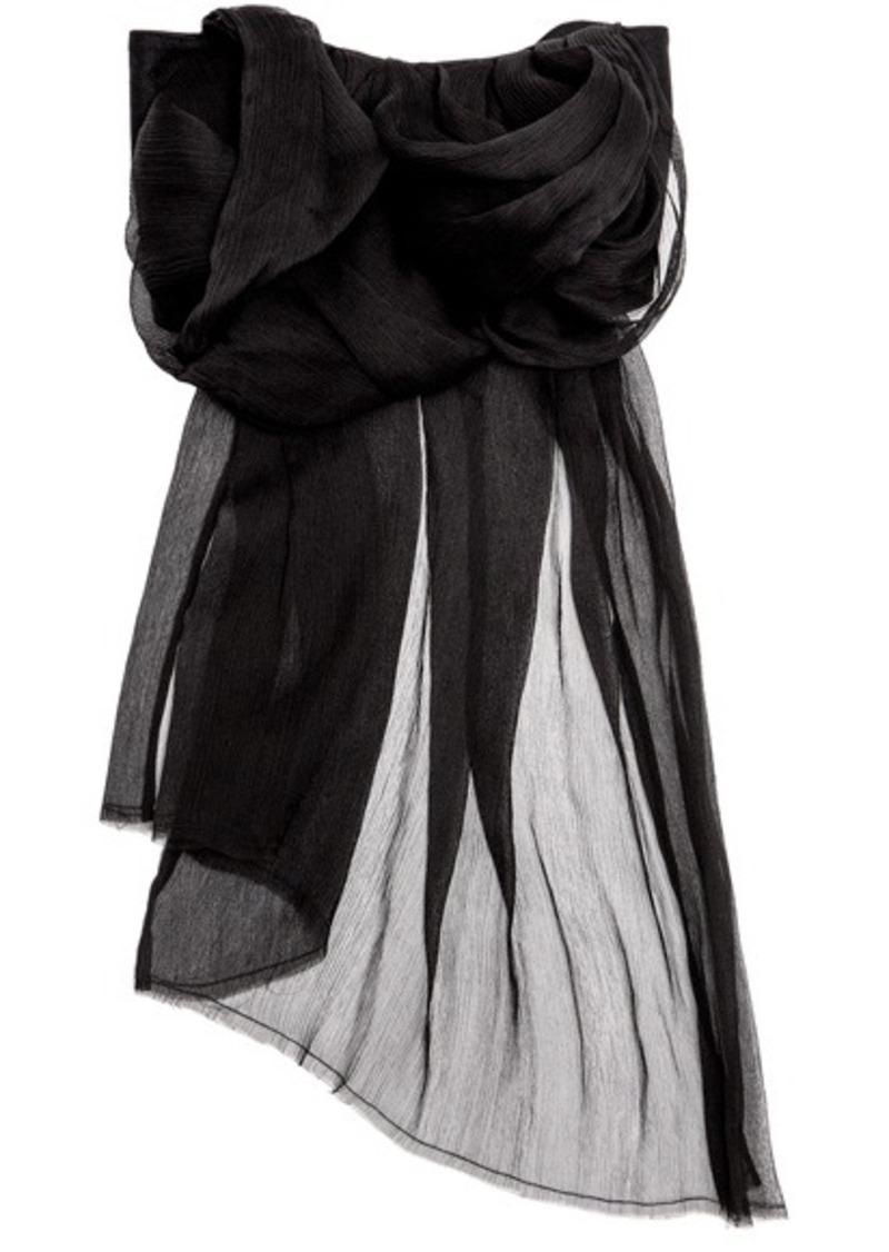 Ann Demeulemeester Absolution Chiffon Belt