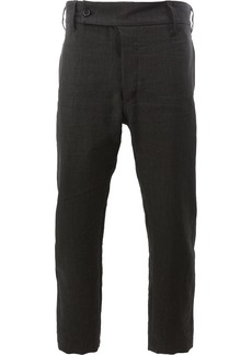 Ann Demeulemeester Alfred trousers - Black