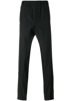 Ann Demeulemeester Blanche elastic waist pants - Black