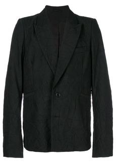 Ann Demeulemeester Blanche oversized blazer - Black