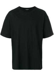 Ann Demeulemeester Blanche plain T-shirt - Black