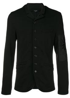 Ann Demeulemeester classic tailored jacket - Black