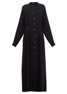 Ann Demeulemeester Ewing buttoned maxi dress