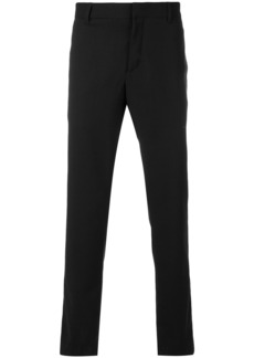 Ann Demeulemeester Grise cropped straight-leg trousers - Black