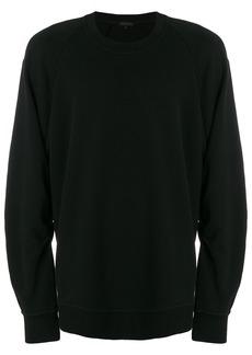 Ann Demeulemeester Grise oversized sweatshirt - Black
