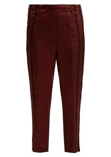 Ann Demeulemeester Lambeth satin trousers