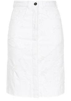 Ann Demeulemeester Norwood skirt