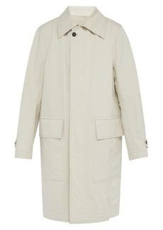 Ann Demeulemeester Oran oversized cotton-blend trench coat