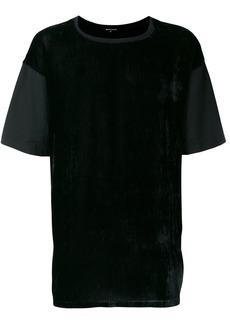 Ann Demeulemeester oversized T-shirt - Black
