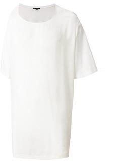 Ann Demeulemeester oversized T-shirt - White