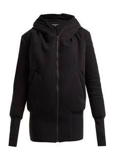 Ann Demeulemeester Padded hooded jacket
