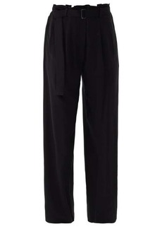 Ann Demeulemeester Rivale wide-legged twill trousers
