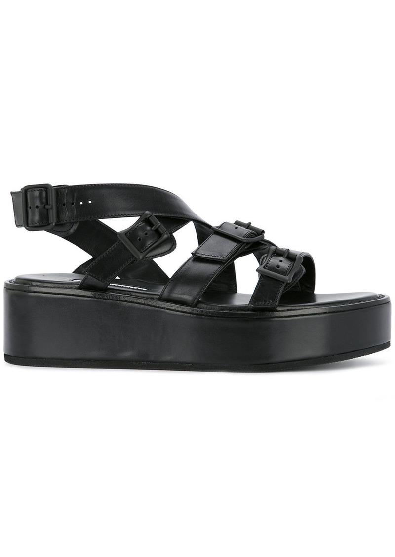 strapped platform sandals - 30% Off!
