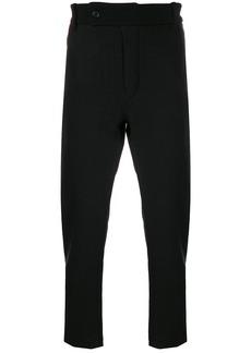 Ann Demeulemeester Theodore regular trousers - Black