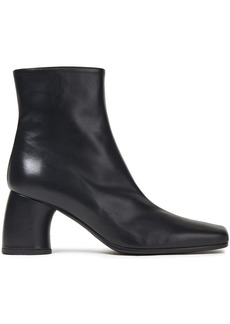 Ann Demeulemeester Woman Leather Ankle Boots Black