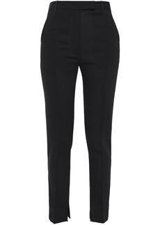 Ann Demeulemeester Woman Wool Slim-leg Pants Black