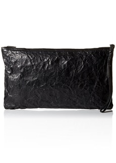 Ann Demeulemeester Women's Crinkle and Veneza Clutch
