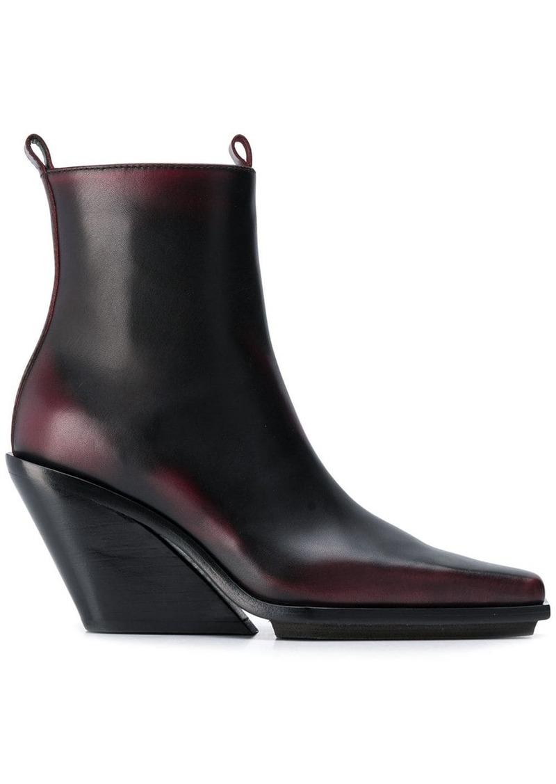 Ann Demeulemeester Asportabile boots