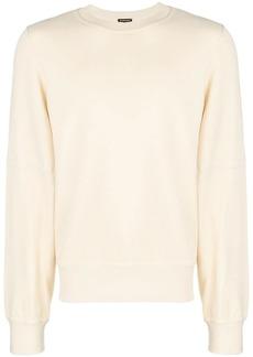 Ann Demeulemeester basic sweatshirt
