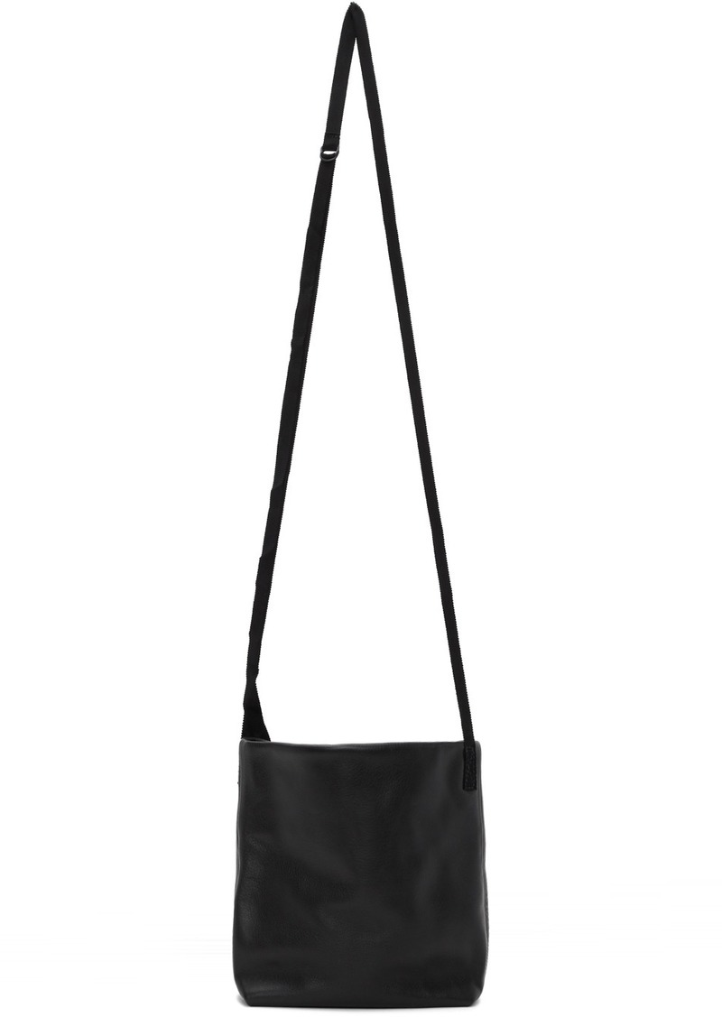 Ann Demeulemeester Black Small Bozen Bag
