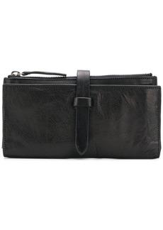 Ann Demeulemeester buckle detail wallet