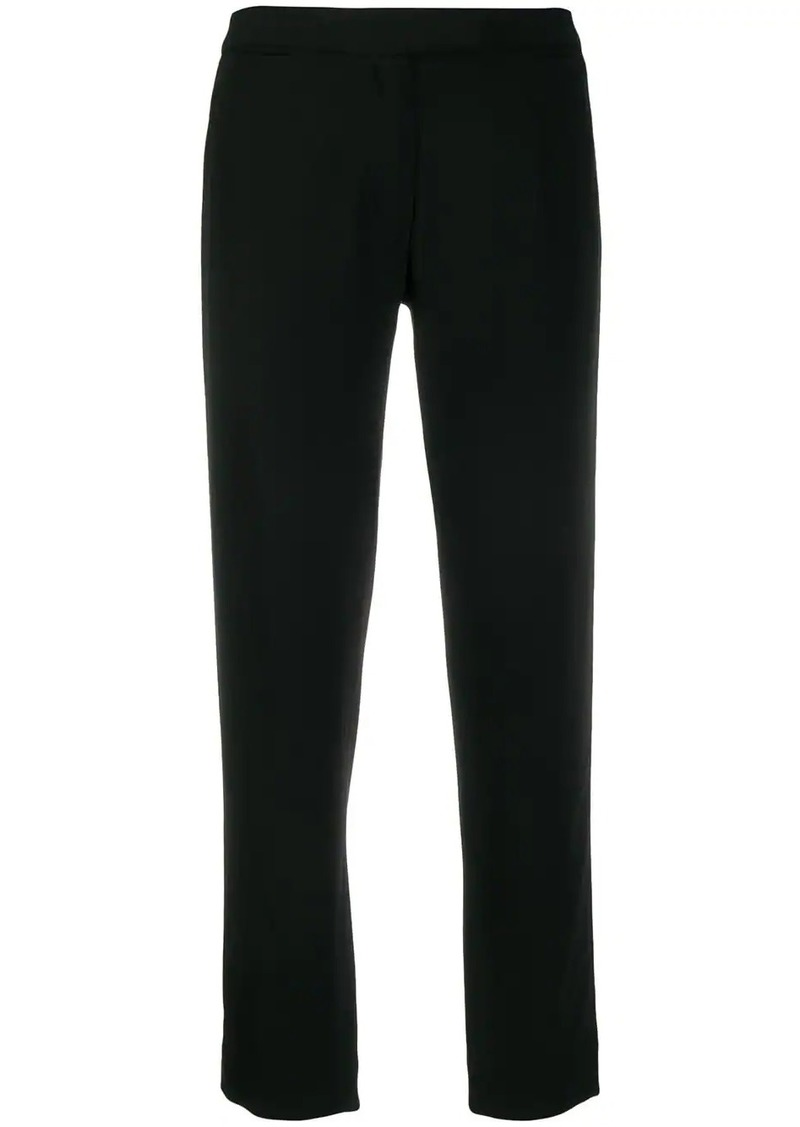 Ann Demeulemeester classic cropped trousers