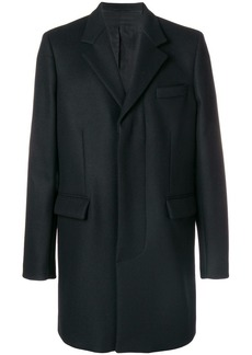 Ann Demeulemeester classic single-breasted coat