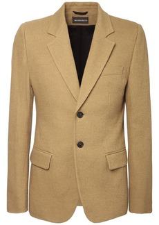 Ann Demeulemeester Cotton & Wool Jacket