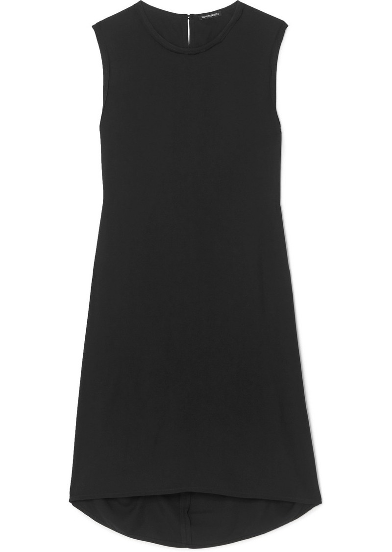 Ann Demeulemeester Crepe Dress