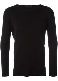 Ann Demeulemeester crew neck sweatshirt