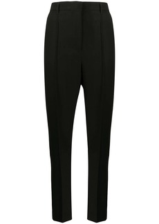 Ann Demeulemeester cropped slim-fit trousers