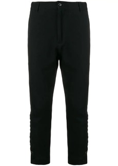 Ann Demeulemeester cropped trousers
