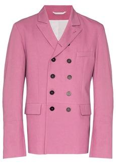 Ann Demeulemeester double-breasted blazer jacket