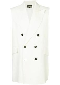 Ann Demeulemeester double-breasted waistcoat