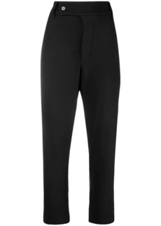 Ann Demeulemeester drop-crotch trousers