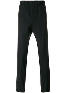 Ann Demeulemeester elastic waist pants