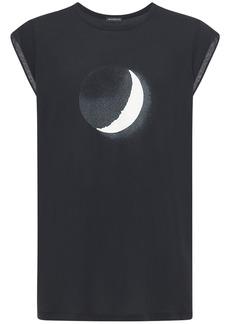 Ann Demeulemeester Fine Cotton Jersey T-shirt