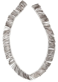 Ann Demeulemeester Fringe Necklace