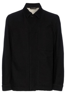 Ann Demeulemeester Front Pocket Wool Blend Jacket