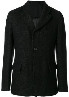 Ann Demeulemeester gold thread jacket