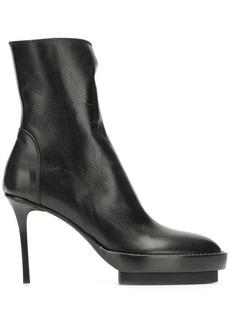 Ann Demeulemeester high stiletto heel boots