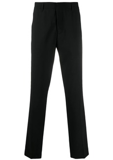 Ann Demeulemeester high waist straight leg trousers