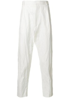 Ann Demeulemeester high-waisted trousers