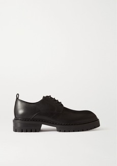 Ann Demeulemeester Leather Brogues