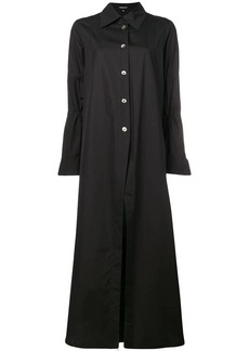 Ann Demeulemeester long shirt dress