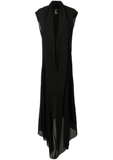 Ann Demeulemeester long sleeveless dress